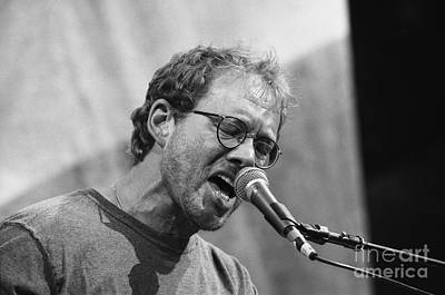 Photograph - Musicians Warren Zevon by Concert Photos