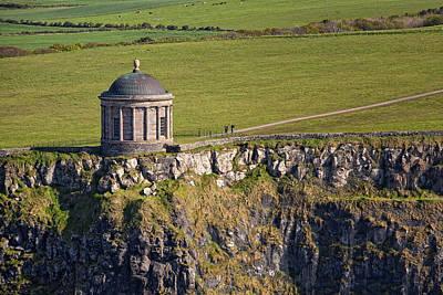 Photograph - Mussenden Temple, Castlerock by Colin Bailie