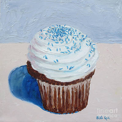 My Cup Cake Original by William Reed