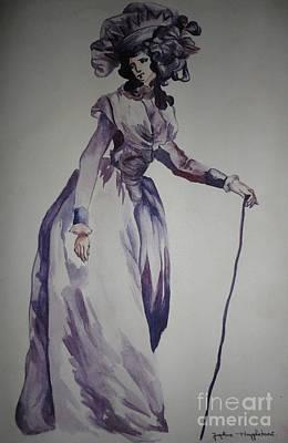 My Fair Lady Print by PainterArtist FIN