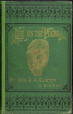 My Life On The Plains Print by British Library