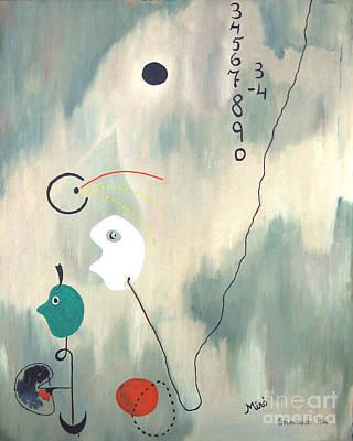 My Miro Print by Jerome Stumphauzer