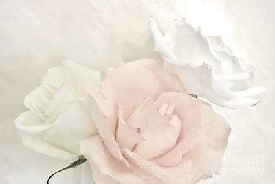 Wrap Digital Art - My Sweetheart Roses by Marsha Heiken