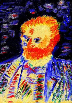 My Van Gogh 2 Original by Richard W Linford