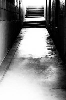 Midday Photograph - Mysterious Walkway by Shelby  Young