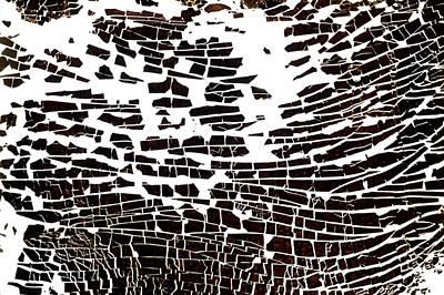 Mosaic Mixed Media - Na 4 Wave by Kika Pierides