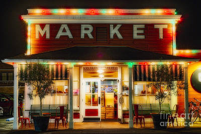 American Food Photograph - Napa Valley Nostalgia II by George Oze