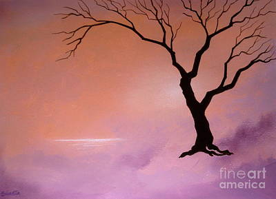 Disney Artist Painting - Natural  Beauty by Shasta Eone
