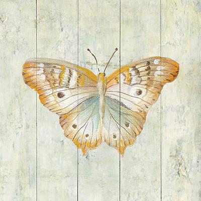 Fauna Painting - Natural Flora Vii by Danhui Nai