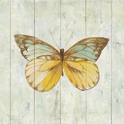 Fauna Painting - Natural Flora Viii by Danhui Nai