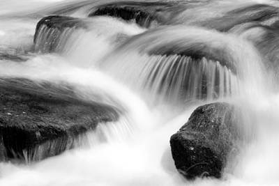 Natural Flow Print by Stefan Mazzola