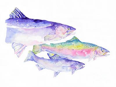 Natures Artwork Print by Pat Saunders-White