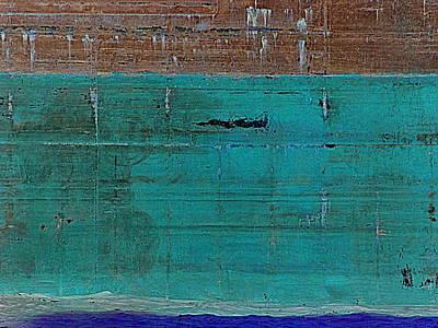 Slash Digital Art - Nautical 9 by Randall Weidner