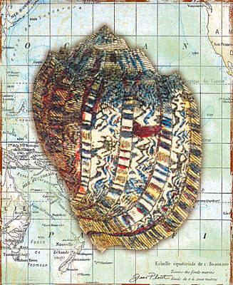 Nautical Journey-d Original by Jean Plout
