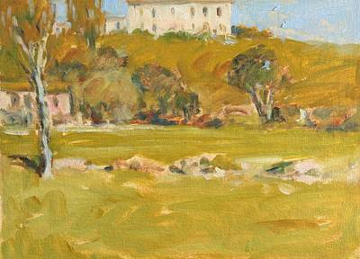Near Sienna Original by Owen Hunt