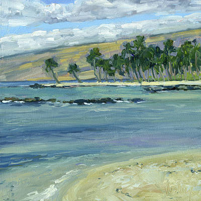 Haleiwa Painting - Near The Ponds by Stacy Vosberg