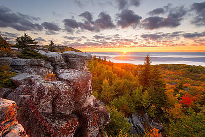 Colour Images Photograph - Near Wild Heaven by Bernard Chen