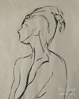Neckline Print by Peter Piatt
