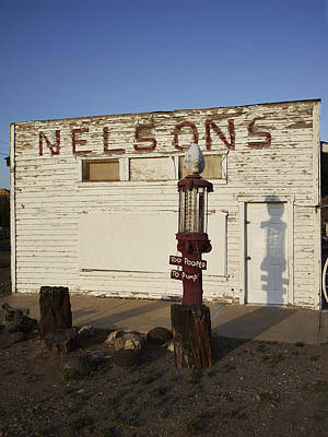 Cannonville Photograph - Nelson's by Jim Witkowski