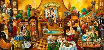 Neverland Original by Igor Postash