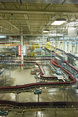 Fort Collins Photograph - New Belgium Brewery by Jim West