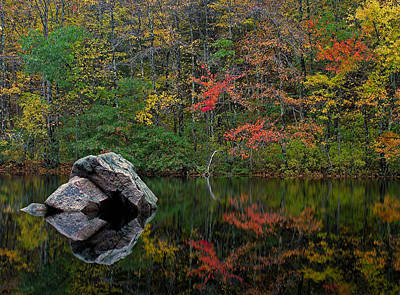 New England Photography Print by Juergen Roth