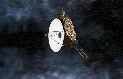Spacecraft Photograph - New Horizons Spacecraft by Take 27 Ltd