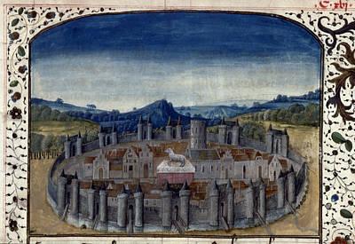 New Jerusalem Painting - New Jerusalem by Granger