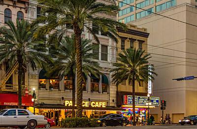 La Photograph - New Orleans Downtown by Steve Harrington