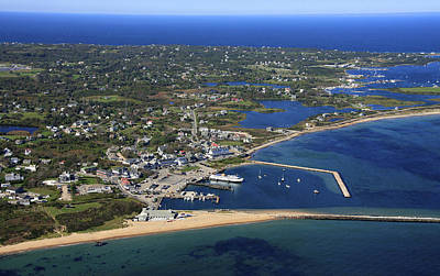 Photograph - New Shoreham, Block Island by Dave Cleaveland