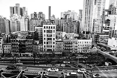 New York City Rooftop Photograph - New York City - Above It All by Vivienne Gucwa