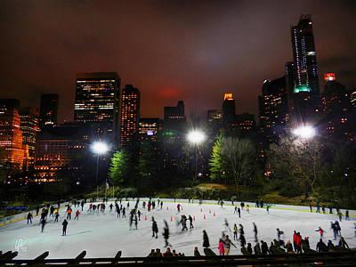 Central Park Photograph - New York City - Central Park 005 by Lance Vaughn