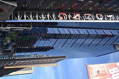 Robert Daniels Photograph - New York City V by Robert Daniels