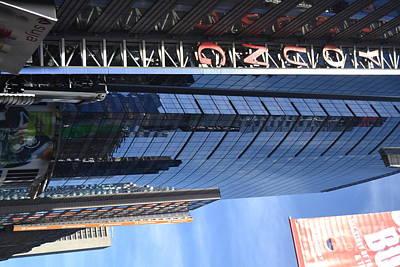 New York City V Print by Robert Daniels