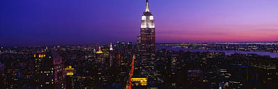 On Location Photograph - New York Ny by Panoramic Images