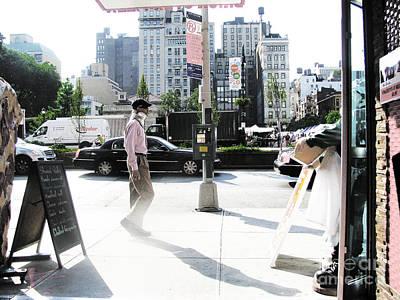 New York People_3 Original by Alice Gardoni
