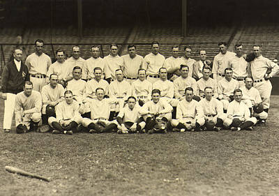 New York Yankees 1926 Print by Unknown