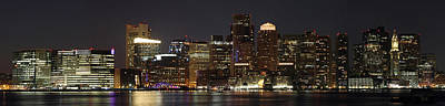 Architecture Photograph - Newest Skyline Of Boston Developments by Juergen Roth