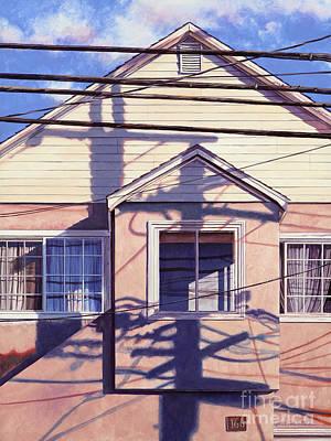 Painting - Nexus by Lynette Cook