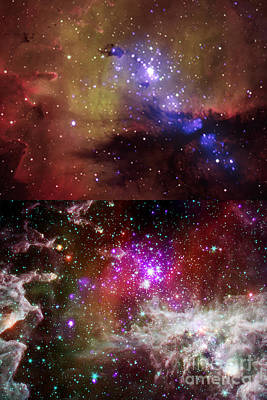 Heavenly Body Photograph - Ngc 281, Pacman Nebula by Science Source