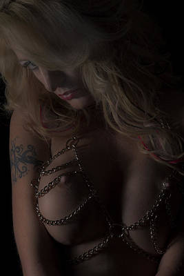 Photograph - Nice New Bra by Heavenly Bodies