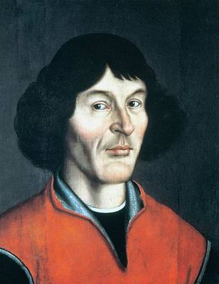 Nicolas Copernicus Print by Universal History Archive/uig