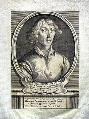 Nicolaus Copernicus Print by Detlev Van Ravenswaay