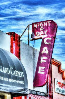 Coronado Island Photograph - Night And Day by Mel Steinhauer