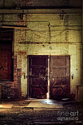 Factory Photograph - Nine by HD Connelly