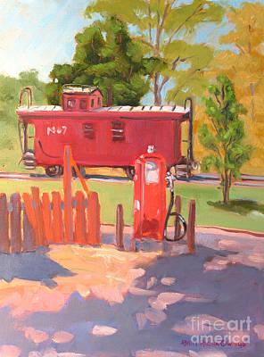 Sonora Painting - No. 7 by Rhett Regina Owings