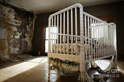 Abandoned Photograph - No Child Left Behind by Lisa Walsh