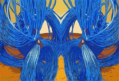 Fab Four Digital Art - No Reply by Alec Drake
