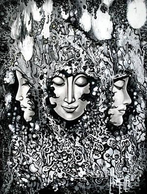 No Title Print by Kritsana Tasingh