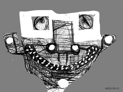 Noctis No. 3 Print by Mark M  Mellon
